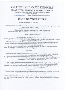 2018-04-22 care of your puppy 001